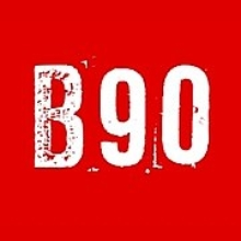 B90 logo